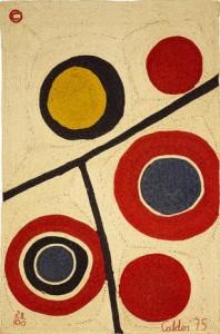 Calder Jute Tapestry